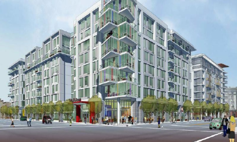900 Folsom St - Retail - Lease - Property View