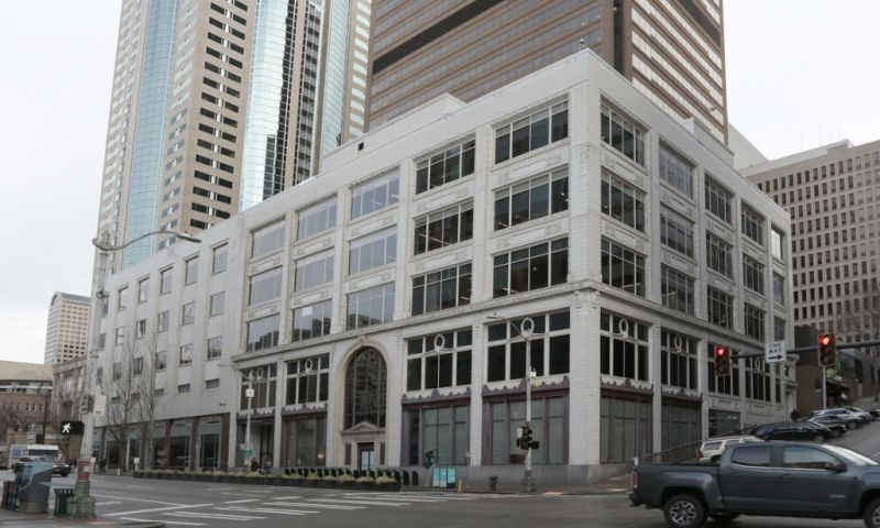 Second & Spring Bldg - Office - Lease - Property View