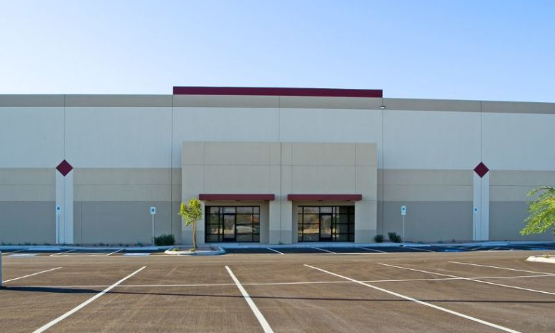 Bldg-A - Industrial - Lease - Property View