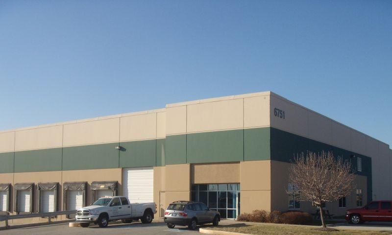 Shadeland Commerce Park - Industrial - Lease - Property View