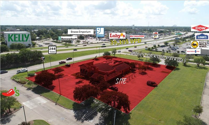 106 TX-332 East - Retail - SaleLease - Property View