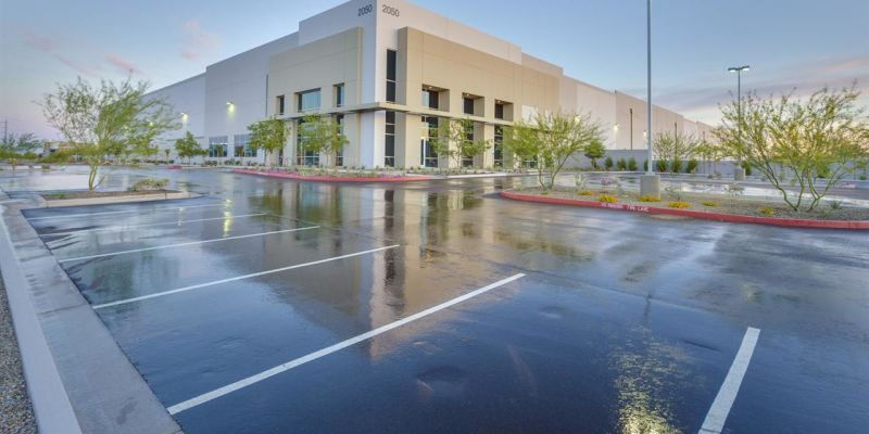 Airport - I-10 Business Park Phase I - Bldg B, Phoenix, JLL PowerSearch