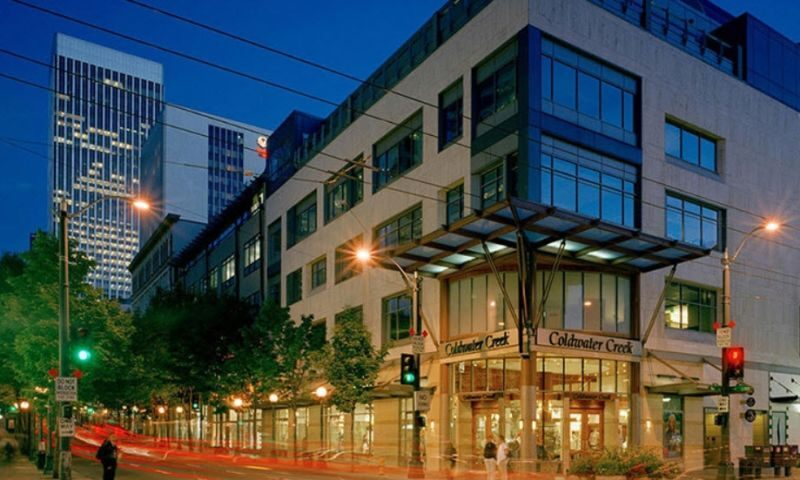 Fifth & Pine Building, Seattle, JLL PowerSearch