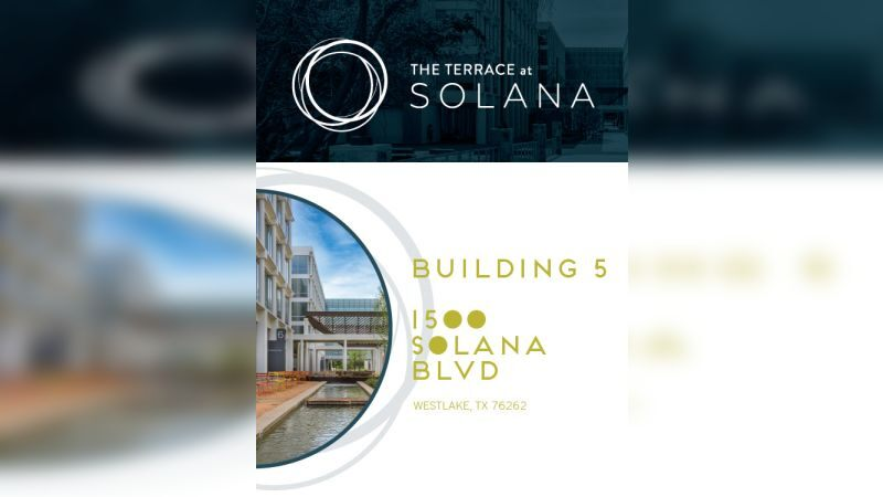 The Terrace at Solana Building 5 - Office - Lease