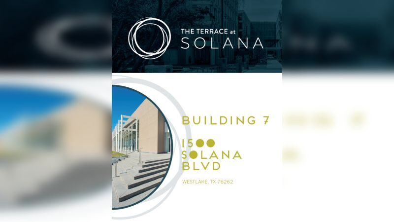 The Terrace at Solana Building 7 - Office - Lease