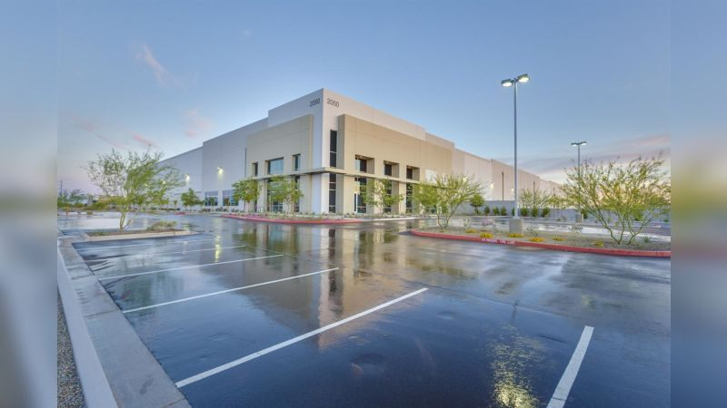 Airport I-10 Business Park - Phase II - Bldg C - Industrial - Lease
