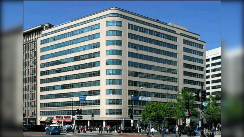1001 Connecticut Ave NW - Retail - Lease