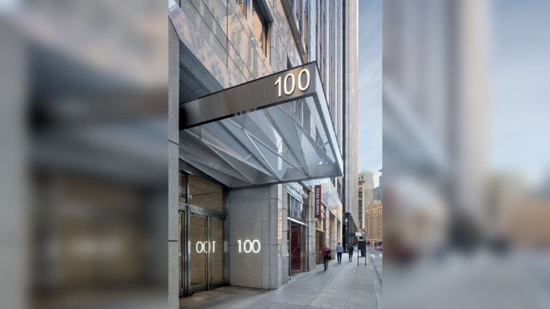 100 Montgomery - Retail - Lease