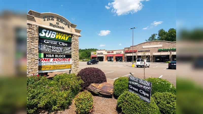 The Shops at Highland - Retail - Lease