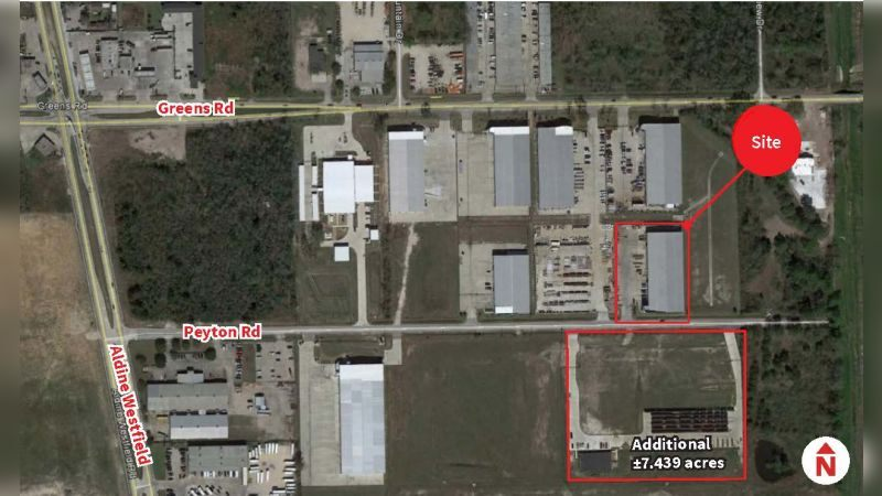 2445 Peyton Rd - Industrial - Lease, Sale