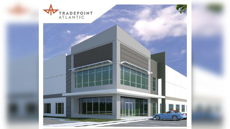 Tradepoint Atlantic Logistics Center VI - Industrial - Lease