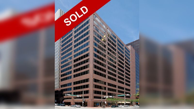 W.R. Grace Building - Office - Sale