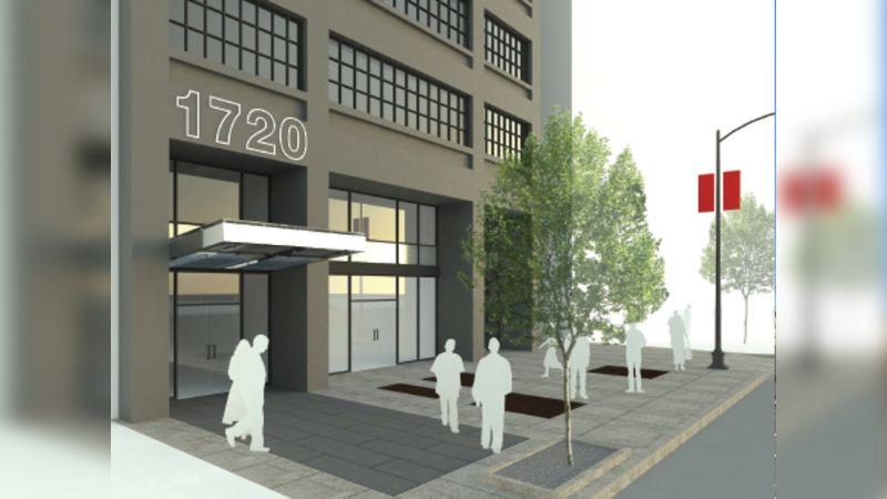 1720 Eye Street NW - Retail - Lease