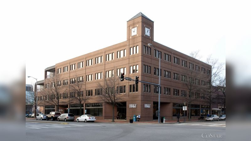 500 Crawford Street - Office - Lease