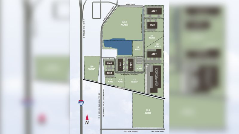 Northwind Crossing - Lot A - Industrial - Lease