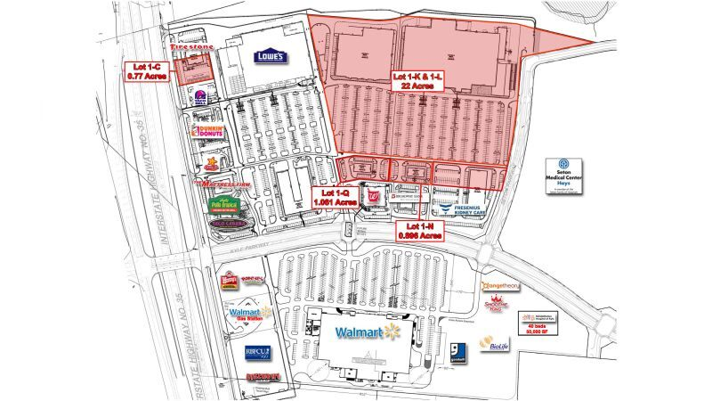 Village at Kyle - Retail - Lease