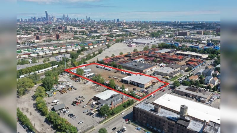 1900 W 43rd St - Industrial - Lease