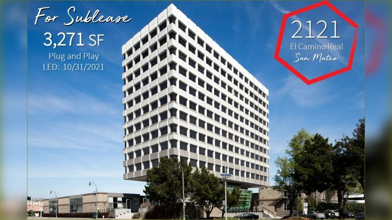 Tower Plaza - Building D - Office - Lease, Sublease