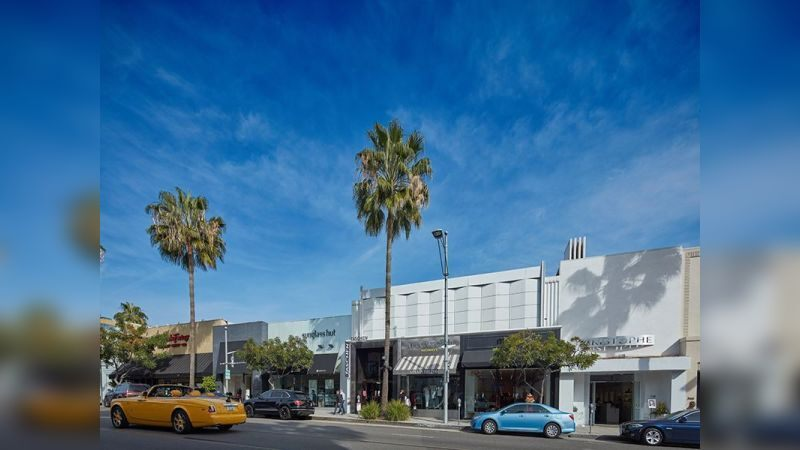352 N Beverly Drive - Retail - Lease