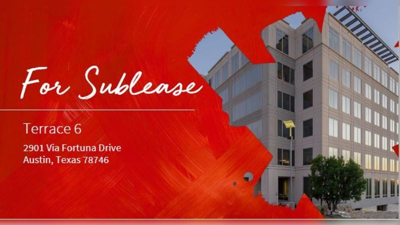 The Terrace 6 - Office - Lease, Sublease