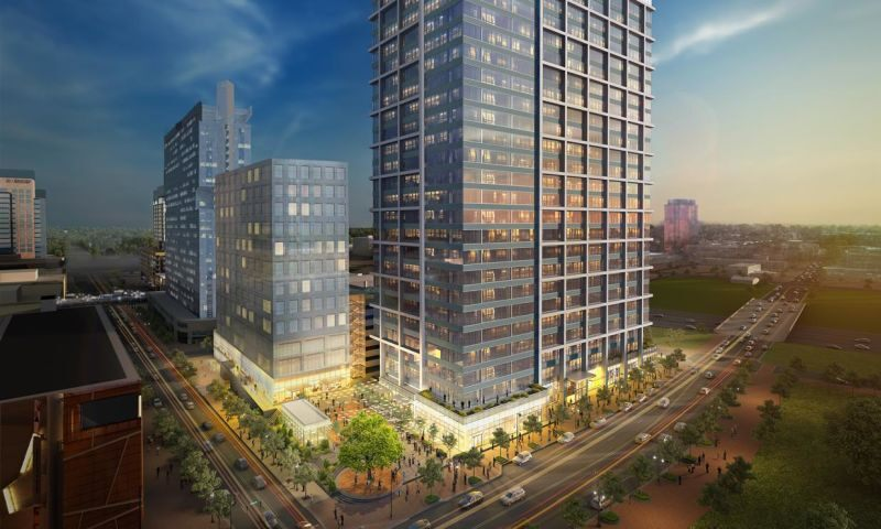 Ally Charlotte Center - Office - Lease - Property View