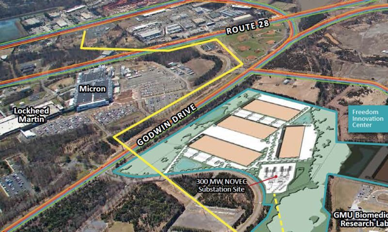 Freedom Innovation Center 5 - Industrial - Lease - Property View