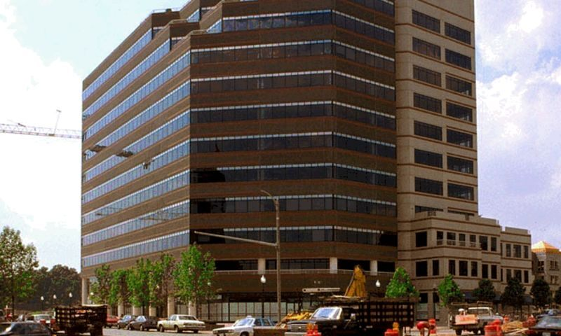 Ballston Plaza Phase II - Office - Lease - Property View