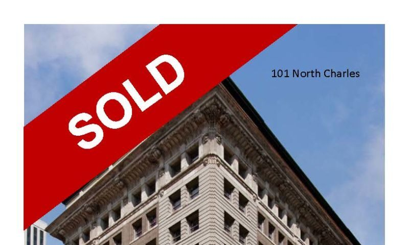 101 N. Charles Street - Office - Sale - Property View