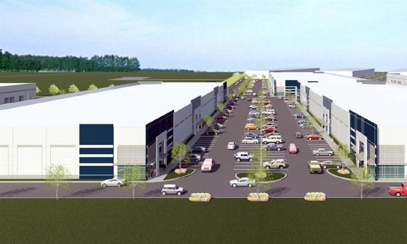 Freedom I-66 Business Center - Building 8 - Industrial - Lease - Property View