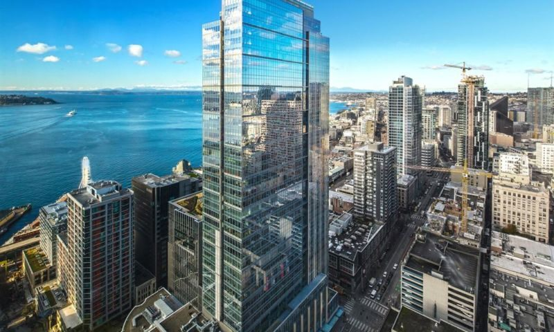 Russell Investments Center - Office - Sublease - 560016815