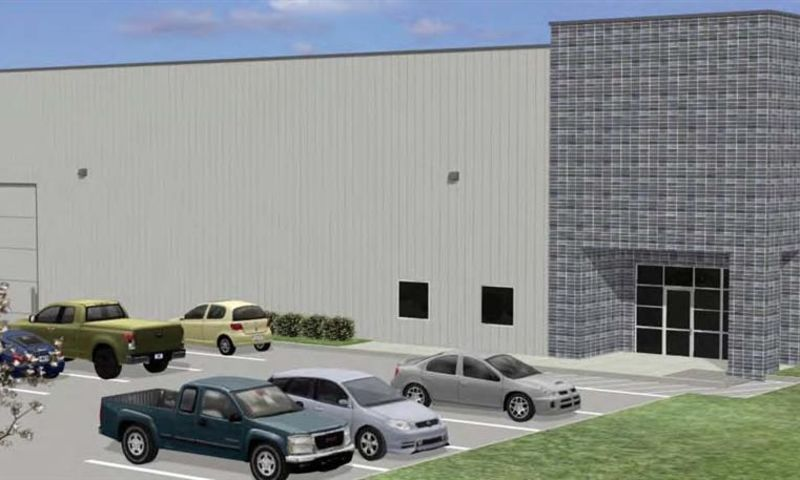 Hardy Commerce Center - Industrial - Lease, Sale - Property View