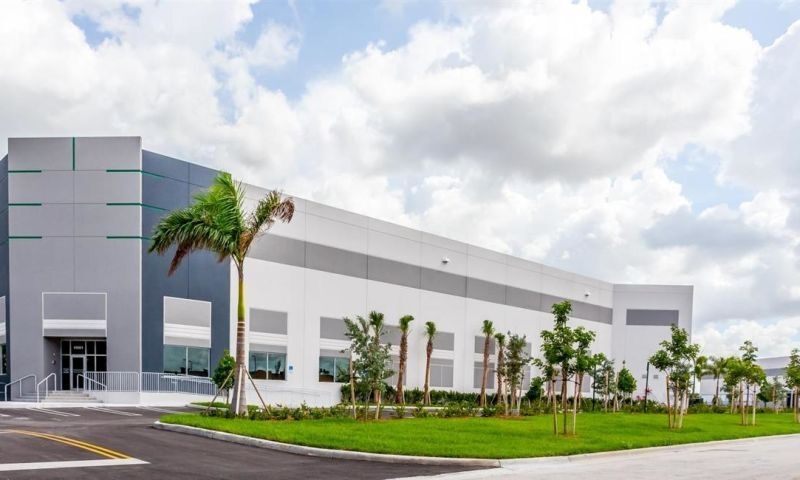 11001 NW 124th St - Industrial - Lease - Property View