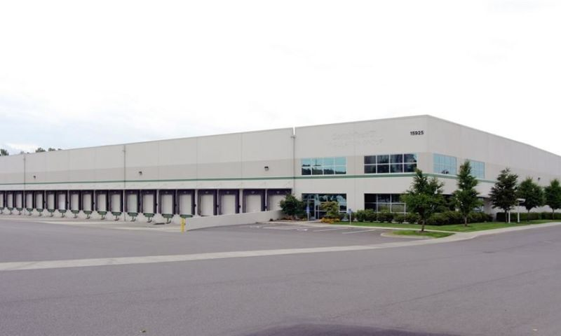 Kelley Point Distribution Center - Building 5 - Industrial - Lease - Property View