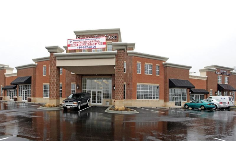 6020 Meadowridge Center Drive - Office - Lease - Property View