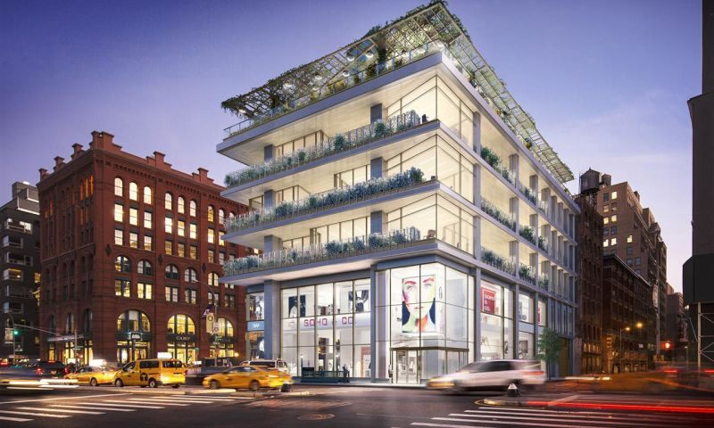 300 Lafayette Street - Retail - Lease - Property View