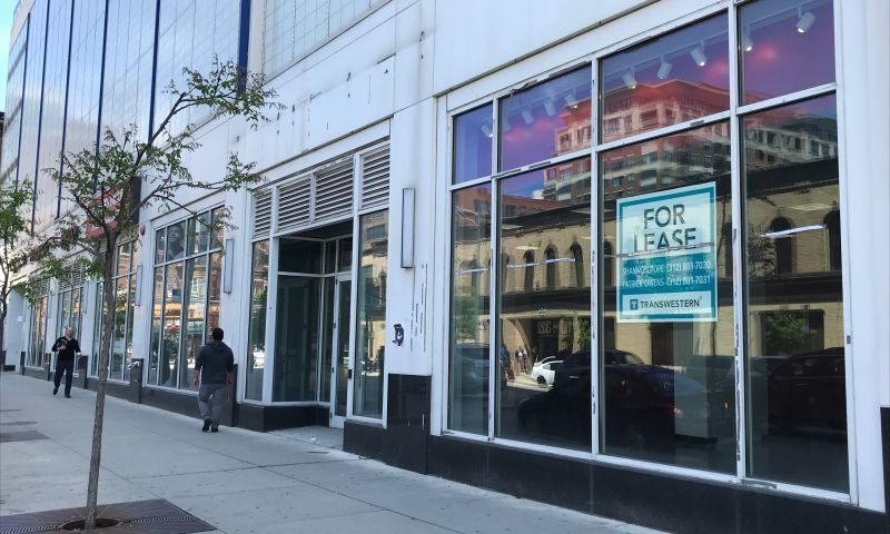 319 W Chicago Avenue - Retail - Lease - Property View