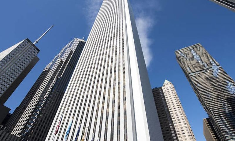 Aon Center - Retail, Office - Lease, Sublease - Property View