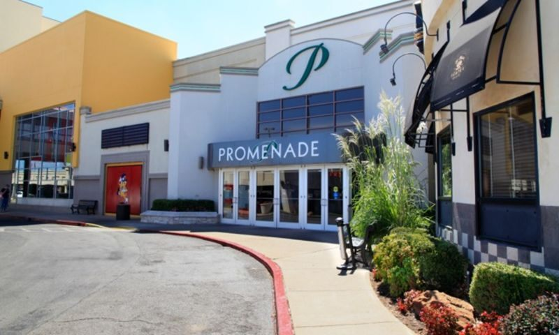 Tulsa Promenade - Retail - Lease - Property View