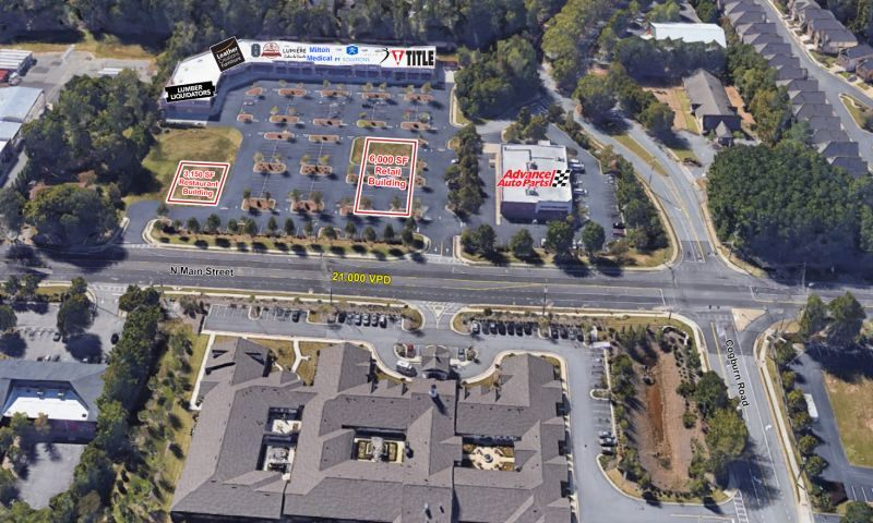 Henderson Commons - Retail - Lease - Property View