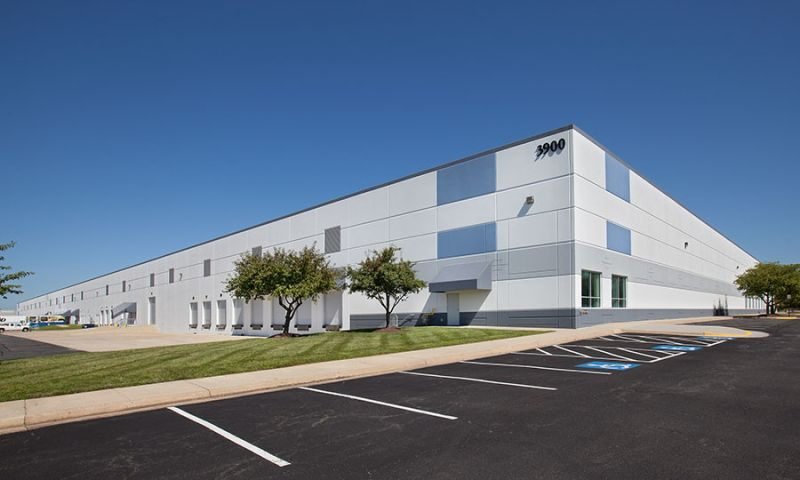 Chantilly Distribution Center - Industrial - Lease - Property View