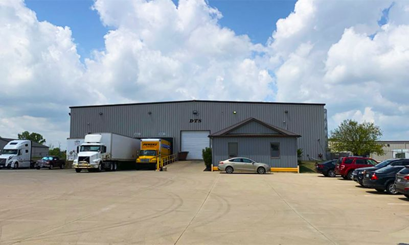 1100 Tower Dr - Industrial - Sale - Property View