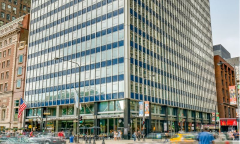 Borg-Warner Building - Office - Lease - Property View