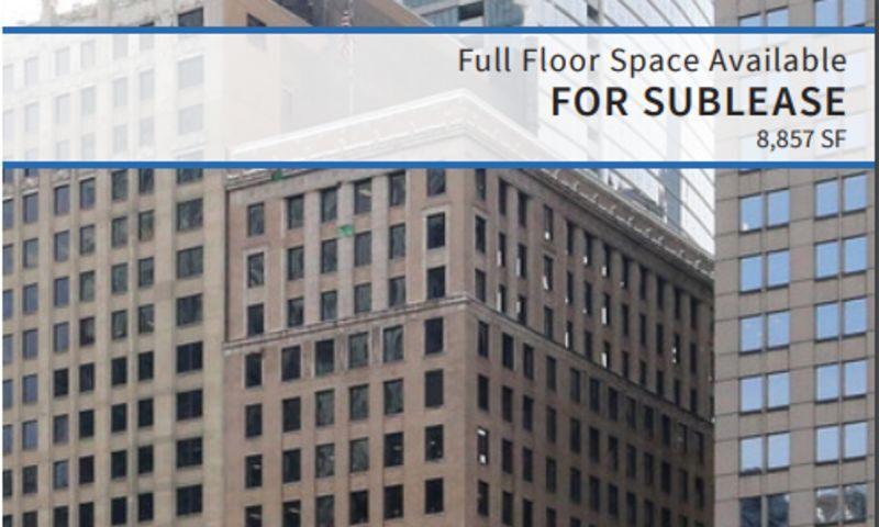 211 West Wacker - Office - Sublease - Property View