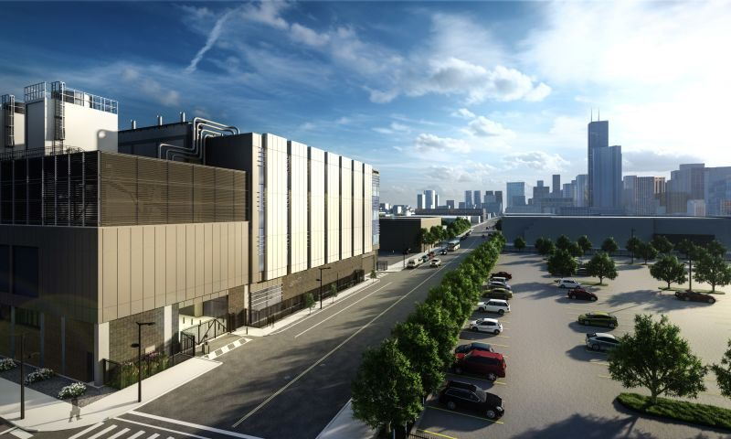 Coresite Data Center - DataCenters - Lease - Property View