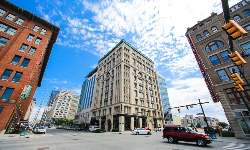 The Majestic Building - Office - Lease - Property View
