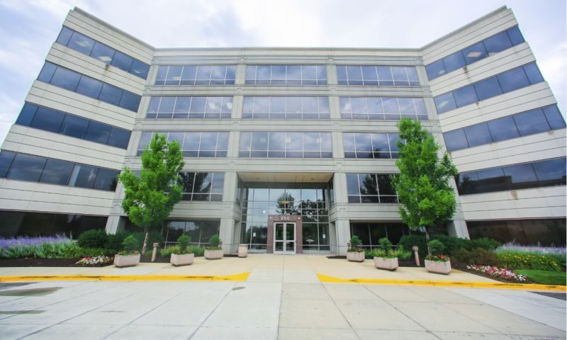 One Parkwood Crossing - Office - Lease - Property View