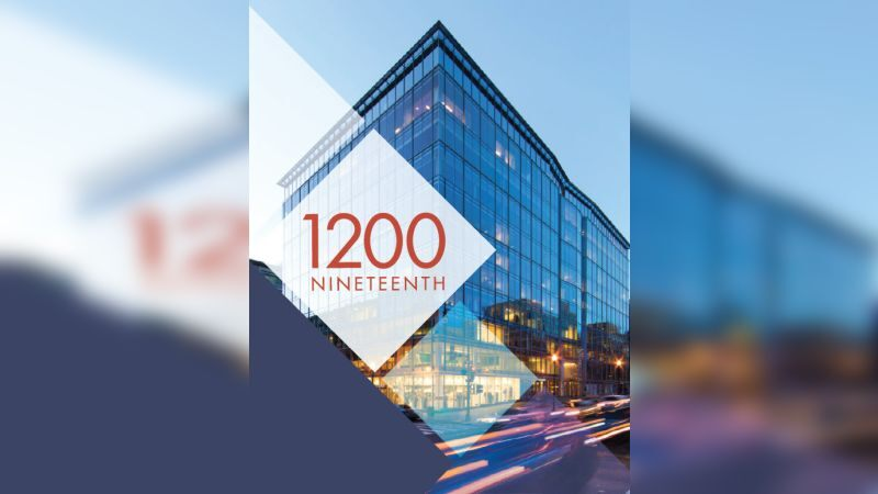 1200 Nineteenth Street NW - Office - Lease