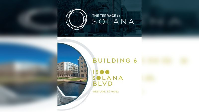 The Terrace at Solana Building 6 - Office - Lease