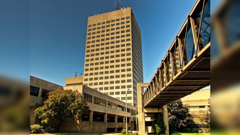 One Metro Square - Office - Lease