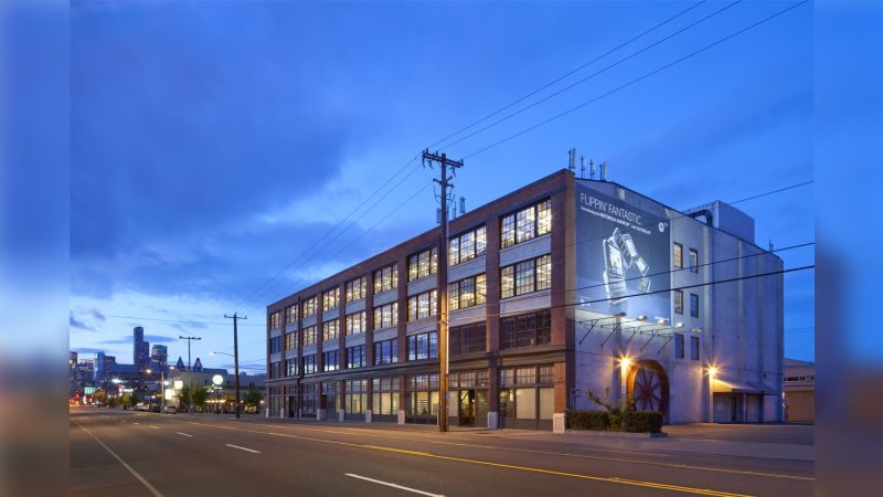 2200 1st Ave S - Office - Lease